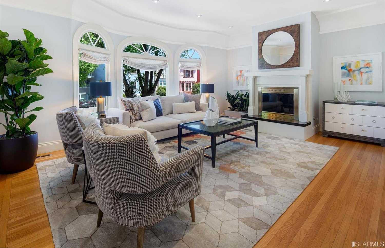 $2,495,000 - 3Br/4Ba -  for Sale in San Francisco