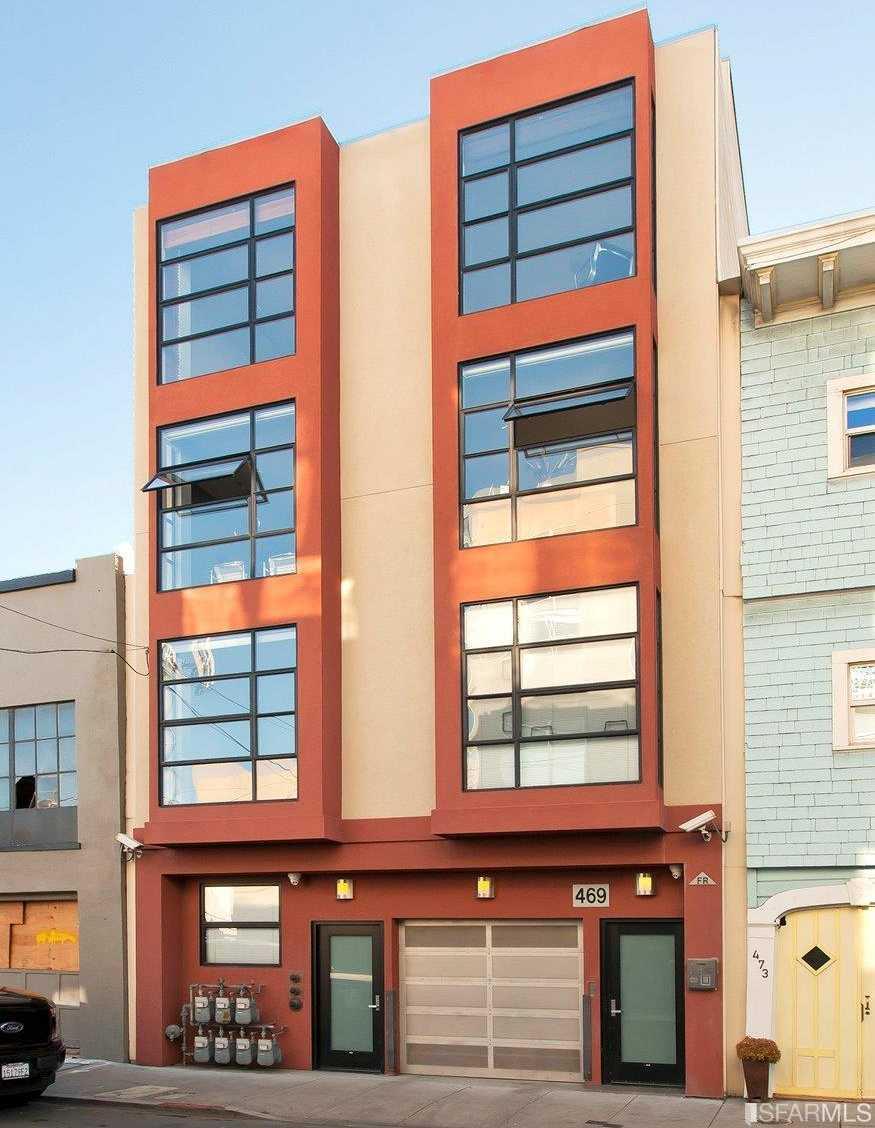 469 Tehama St Apt 2 San Francisco, CA 94103