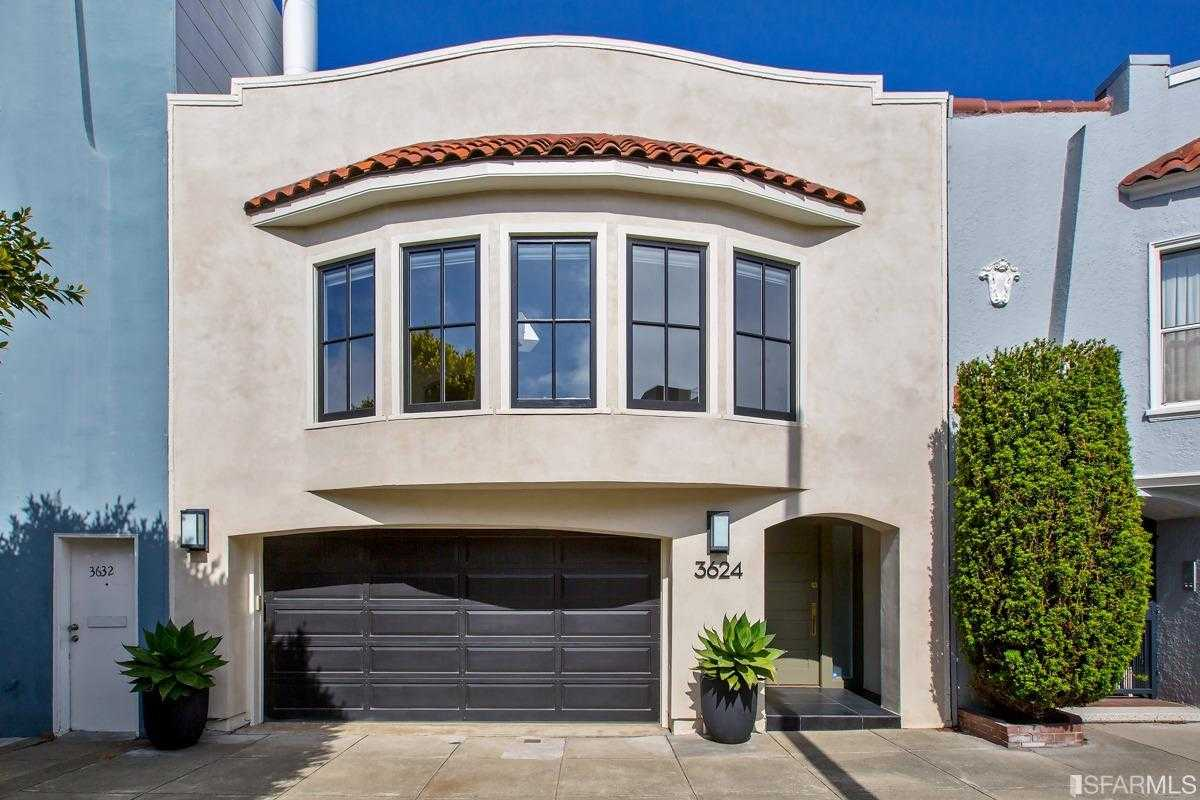 $3,495,000 - 3Br/4Ba -  for Sale in San Francisco