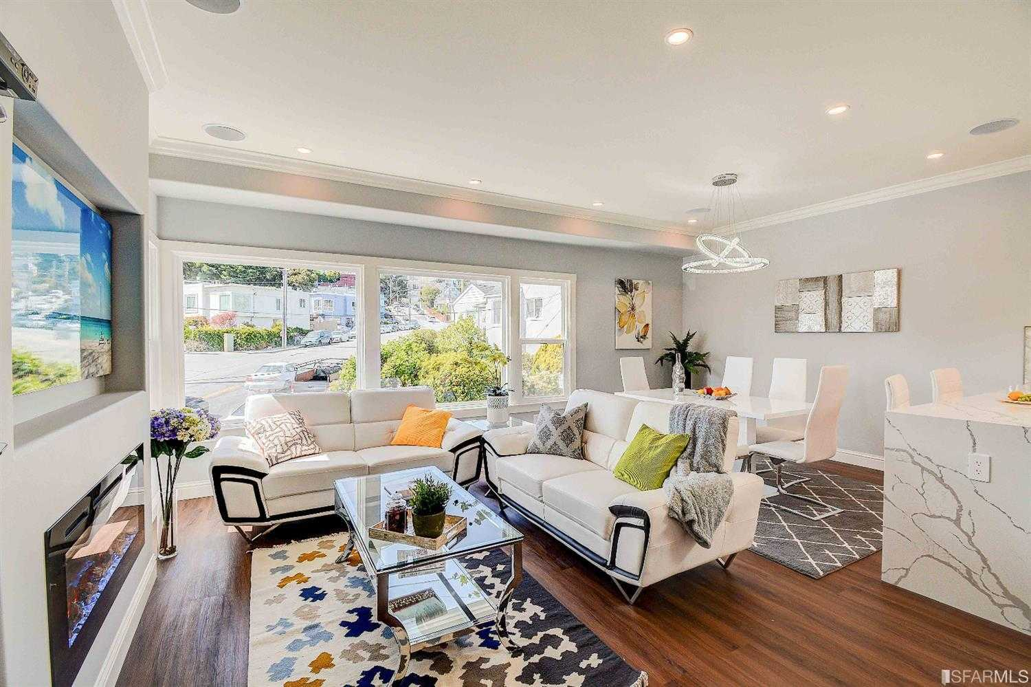 $1,398,000 - 6Br/4Ba -  for Sale in San Francisco