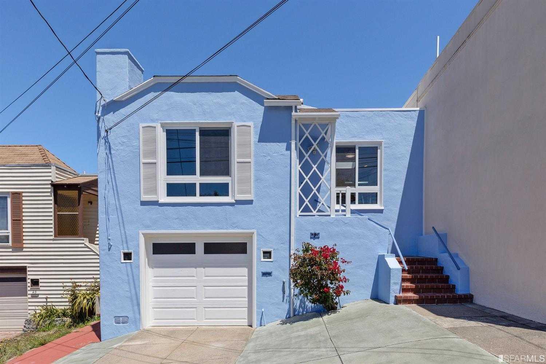 27 Stoneybrook Ave San Francisco, CA 94112