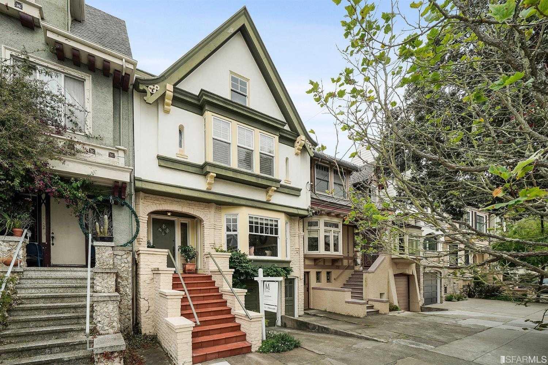 766 10th Avenue San Francisco, CA 94118