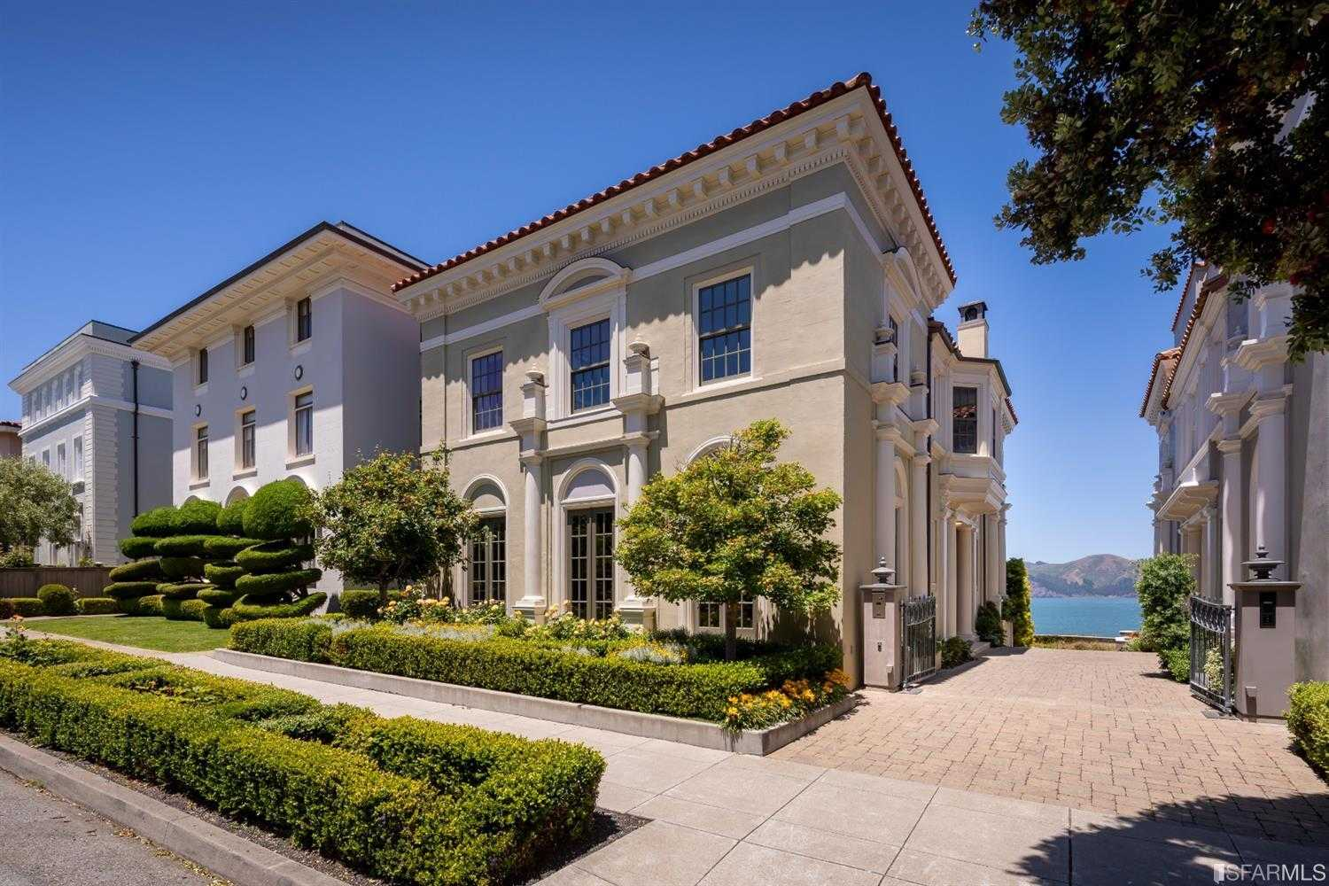 $19,500,000 - 5Br/6Ba -  for Sale in San Francisco