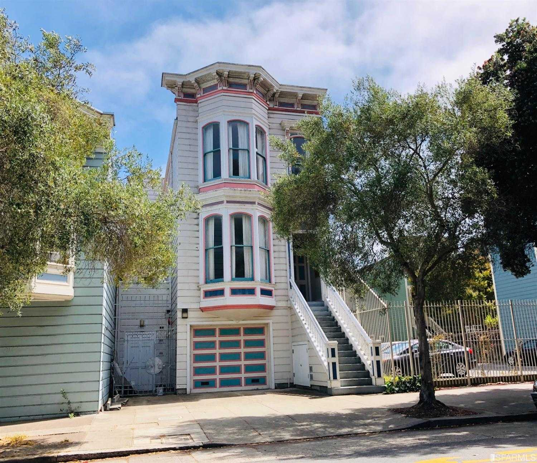 1905 1909 Ofarrell Street San Francisco, CA 94115