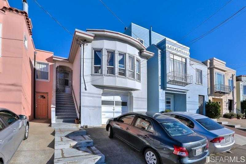 $999,000 - 2Br/1Ba -  for Sale in San Francisco