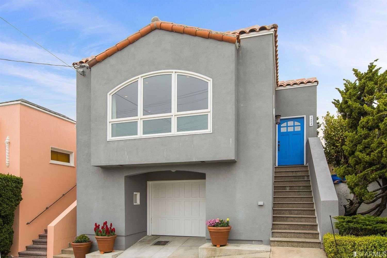 1424 Ulloa Street San Francisco, CA 94116