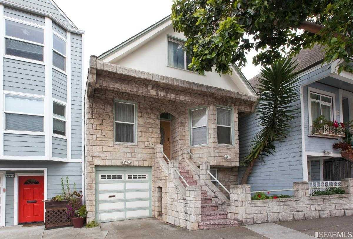 $1,388,000 - 3Br/2Ba -  for Sale in San Francisco