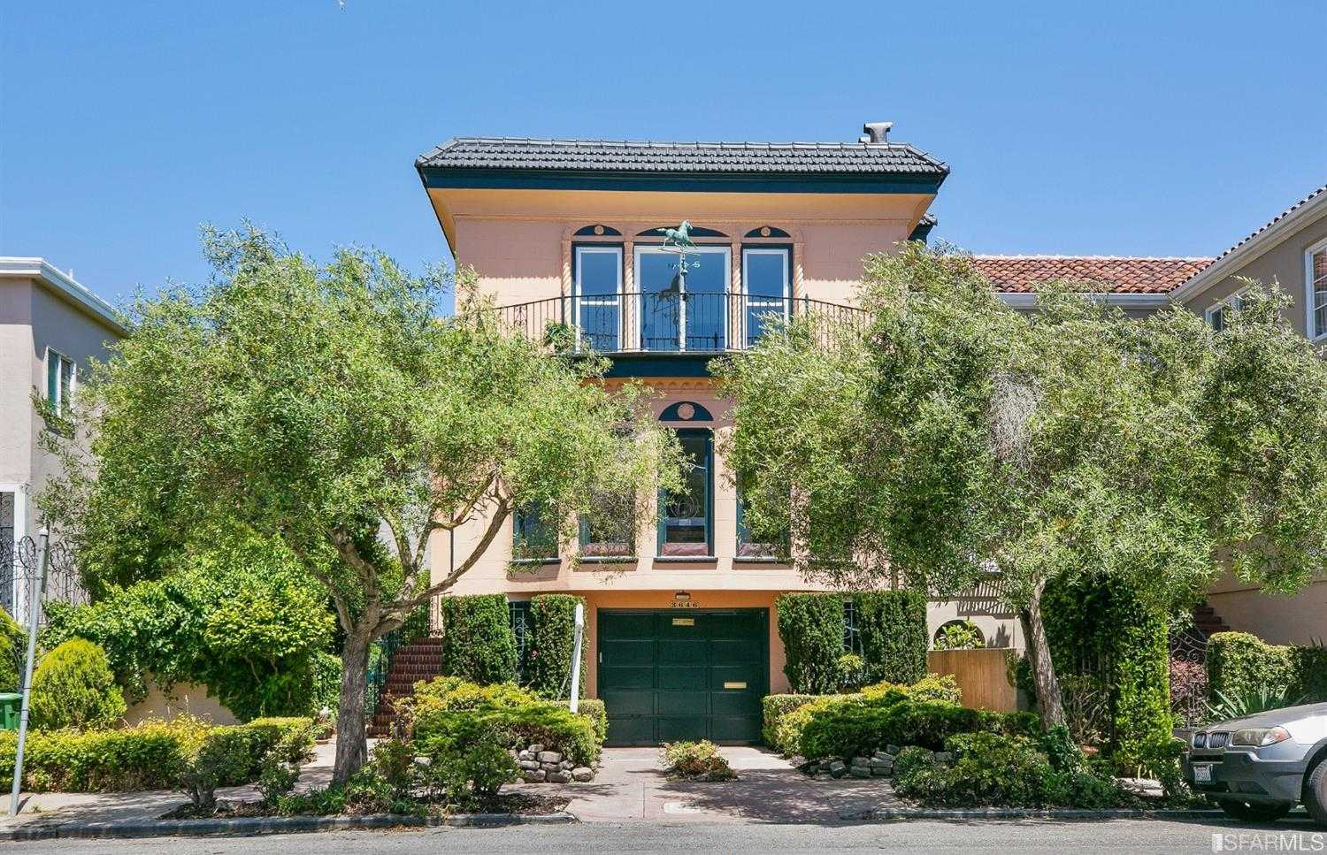 $5,790,000 - 5Br/4Ba -  for Sale in San Francisco
