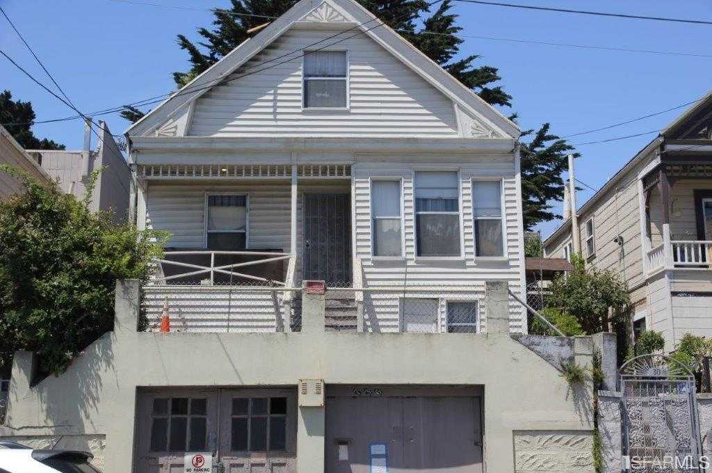 $699,888 - 2Br/1Ba -  for Sale in San Francisco