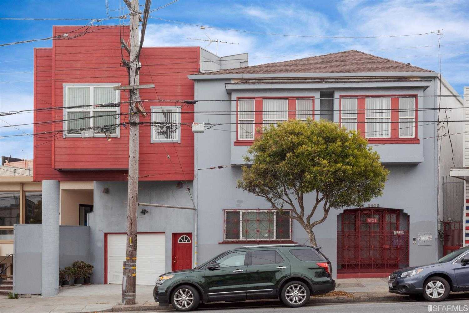 5323 Mission Street San Francisco, CA 94112