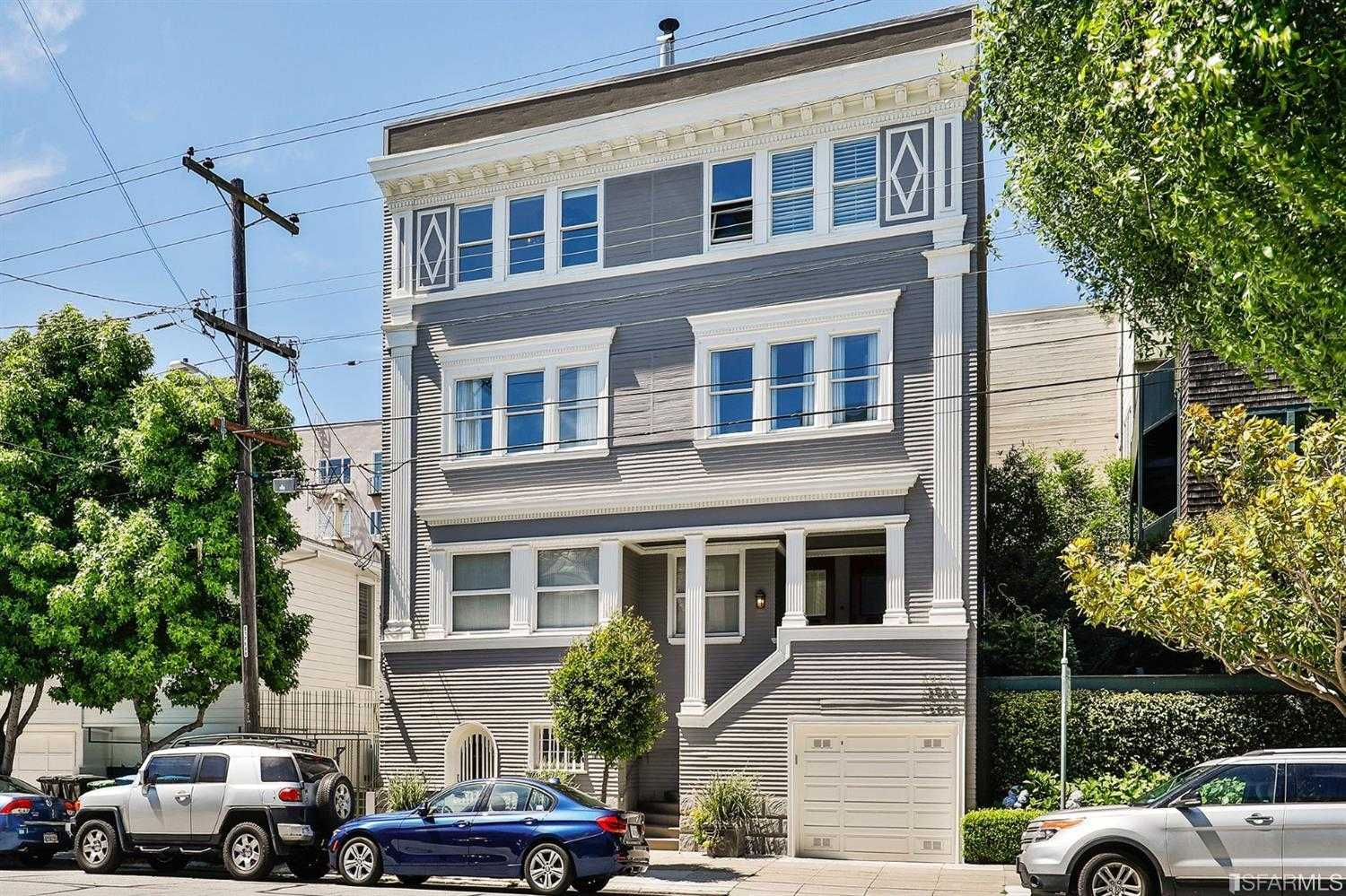 $2,095,000 - 3Br/2Ba -  for Sale in San Francisco
