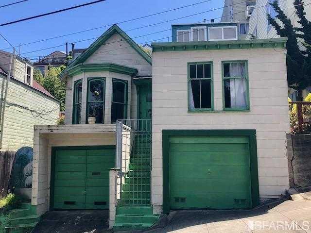 $1,099,000 - 3Br/1Ba -  for Sale in San Francisco