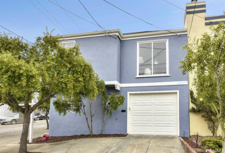 $1,095,000 - 3Br/1Ba -  for Sale in San Francisco