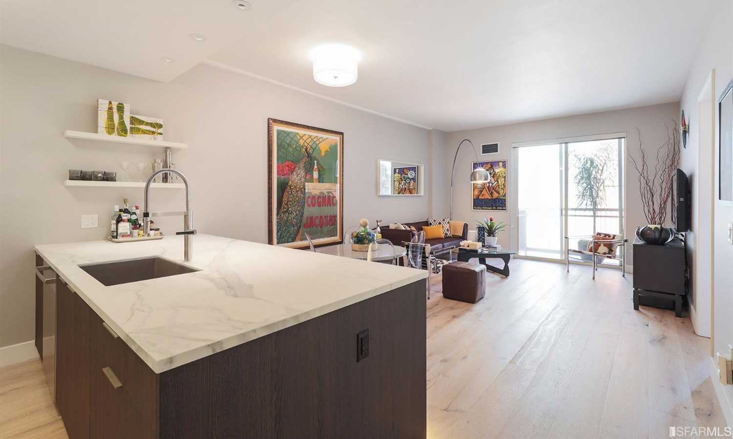 $875,000 - 1Br/2Ba -  for Sale in San Francisco