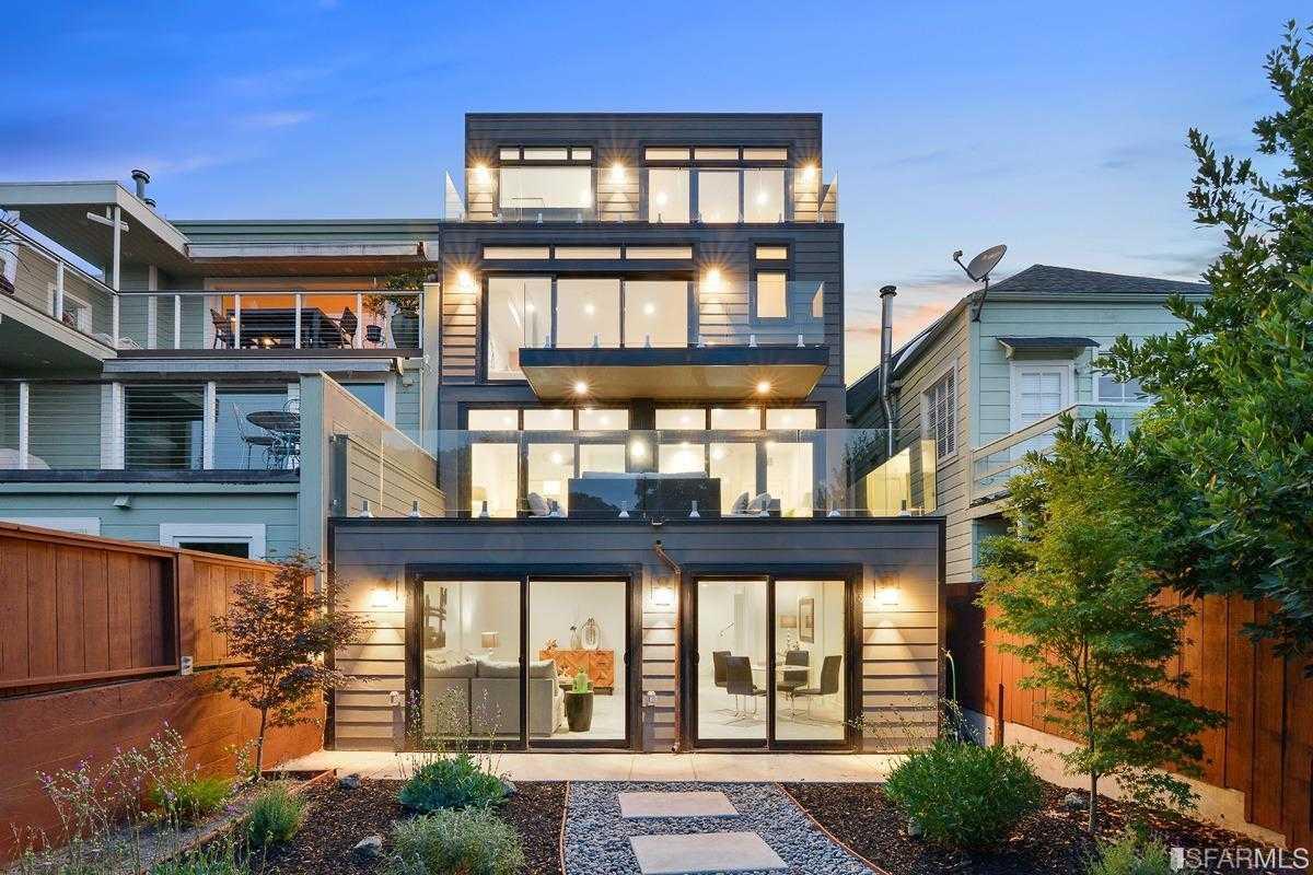 $3,750,000 - 4Br/4Ba -  for Sale in San Francisco