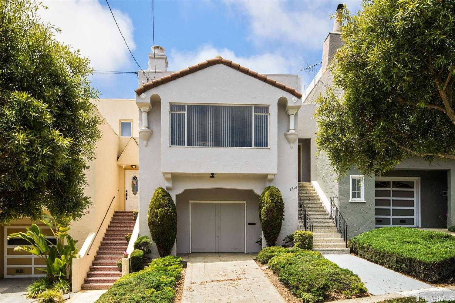 $2,500,000 - 4Br/3Ba -  for Sale in San Francisco