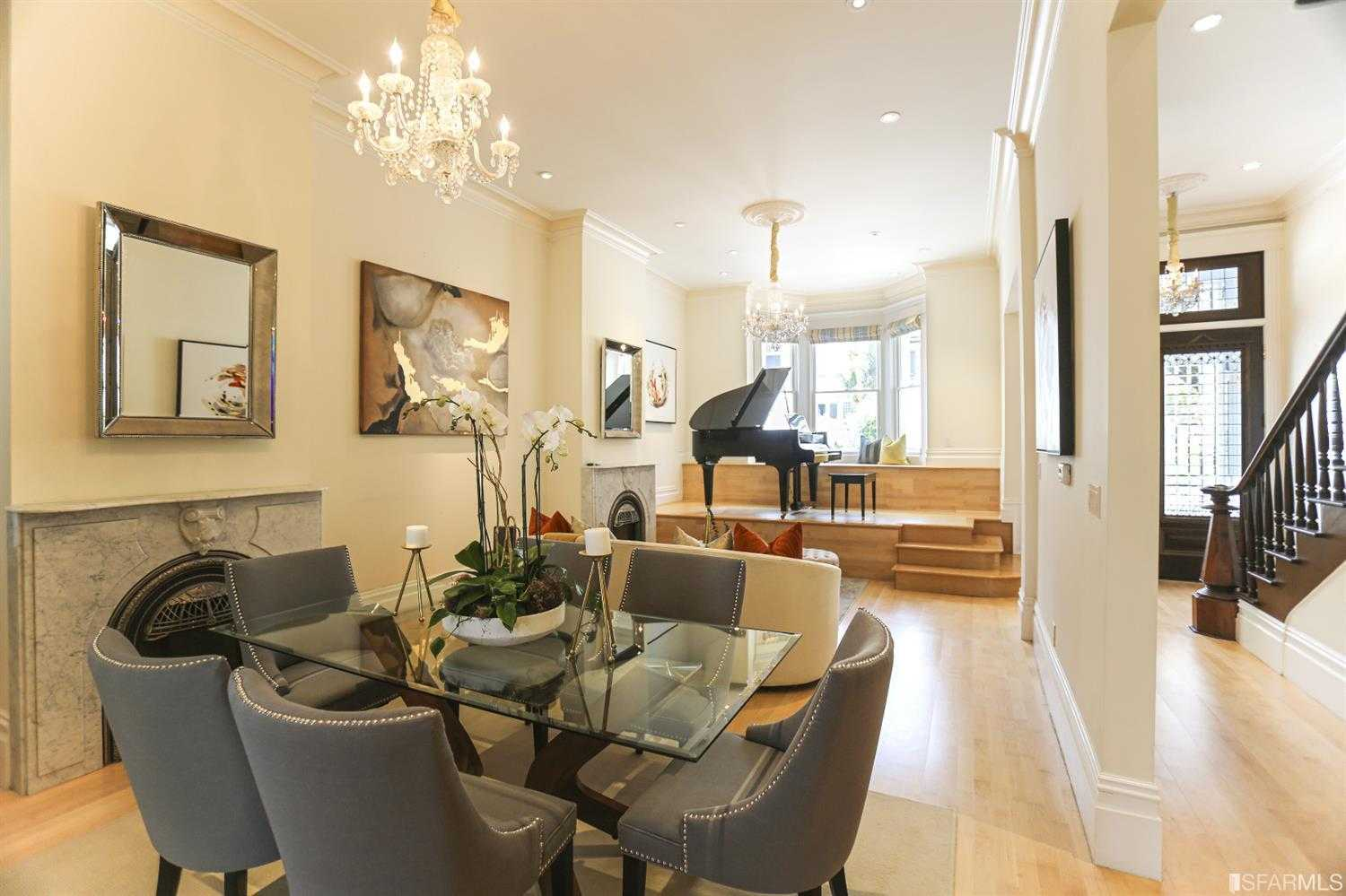 $4,880,000 - 5Br/5Ba -  for Sale in San Francisco