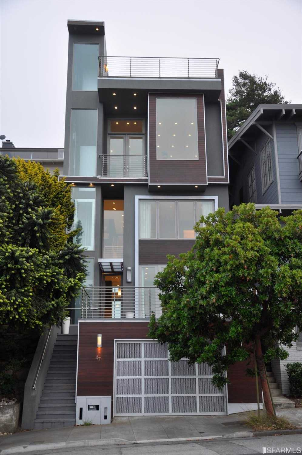 $3,650,000 - 3Br/4Ba -  for Sale in San Francisco