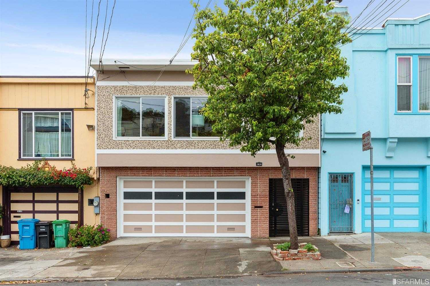 $998,000 - 3Br/2Ba -  for Sale in San Francisco