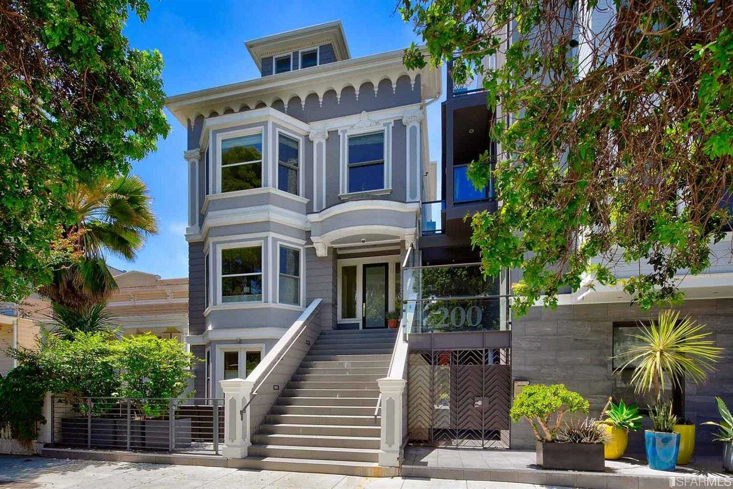 $2,975,000 - 3Br/4Ba -  for Sale in San Francisco
