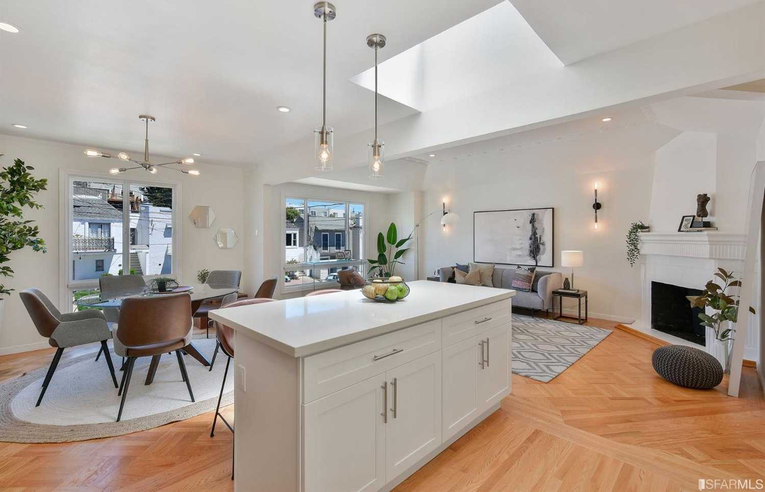 $1,525,000 - 4Br/2Ba -  for Sale in San Francisco