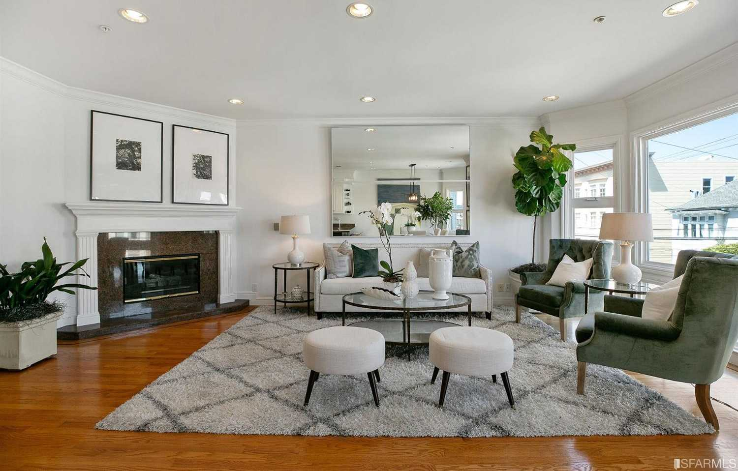 $1,650,000 - 4Br/3Ba -  for Sale in San Francisco