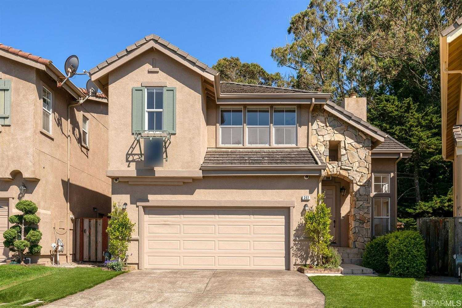 362 View Point Court Pacifica, CA 94044