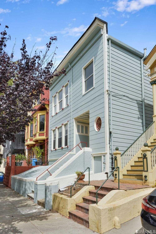 572 574 Hill Street San Francisco, CA 94114