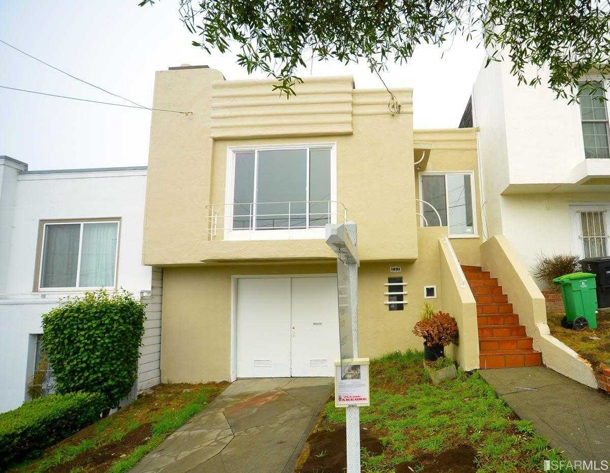 $749,000 - 2Br/1Ba -  for Sale in San Francisco