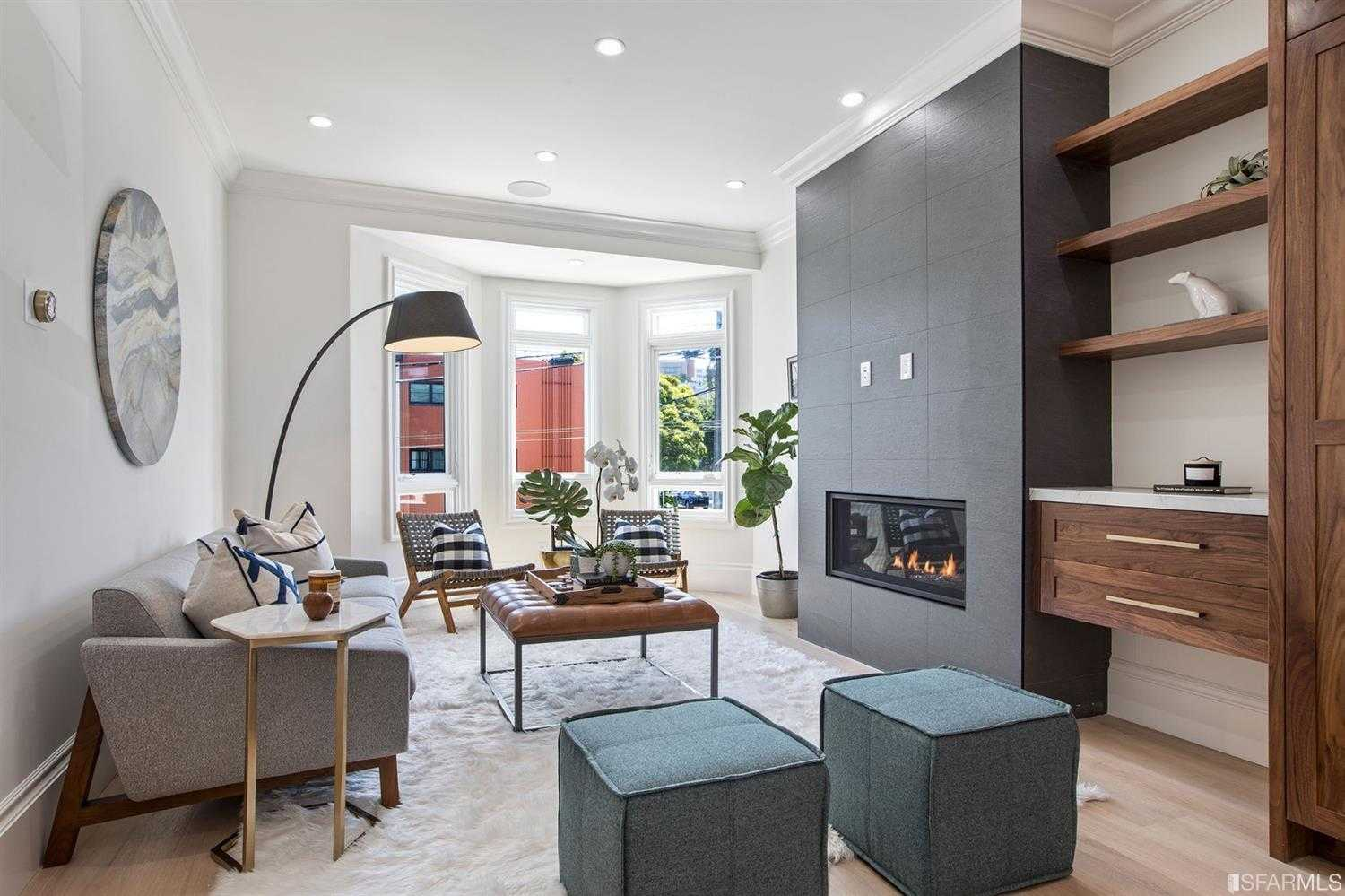 $2,650,000 - 4Br/4Ba -  for Sale in San Francisco