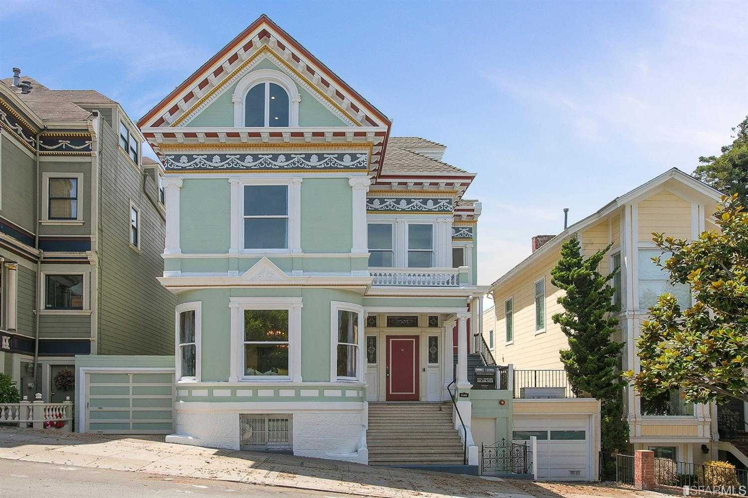 $1,375,000 - 3Br/3Ba -  for Sale in San Francisco