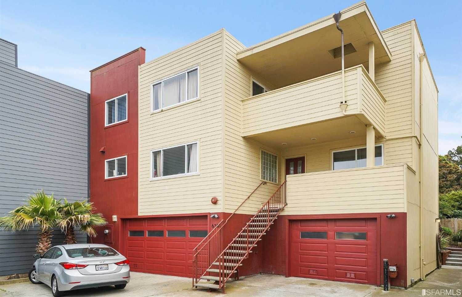 $1,388,000 - 4Br/4Ba -  for Sale in San Francisco
