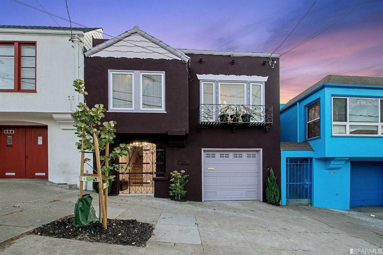 $1,259,000 - 4Br/4Ba -  for Sale in San Francisco