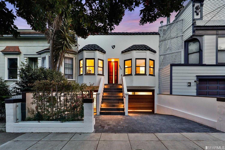 $2,980,000 - 3Br/3Ba -  for Sale in San Francisco