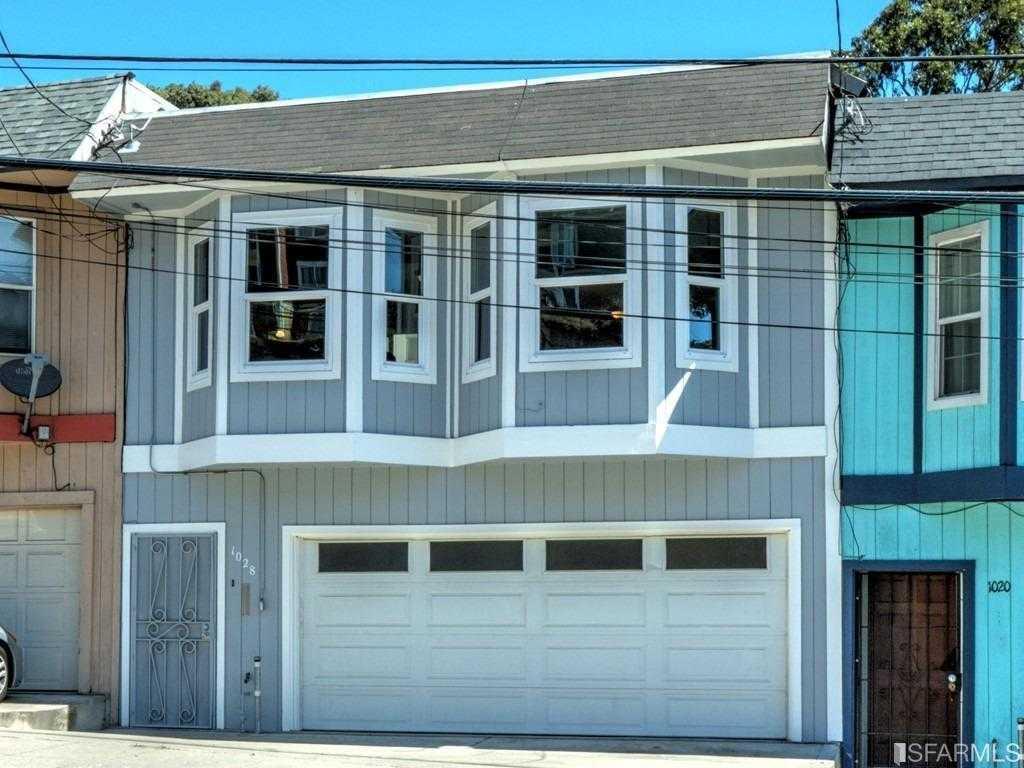 1028 Innes Ave San Francisco, CA 94124