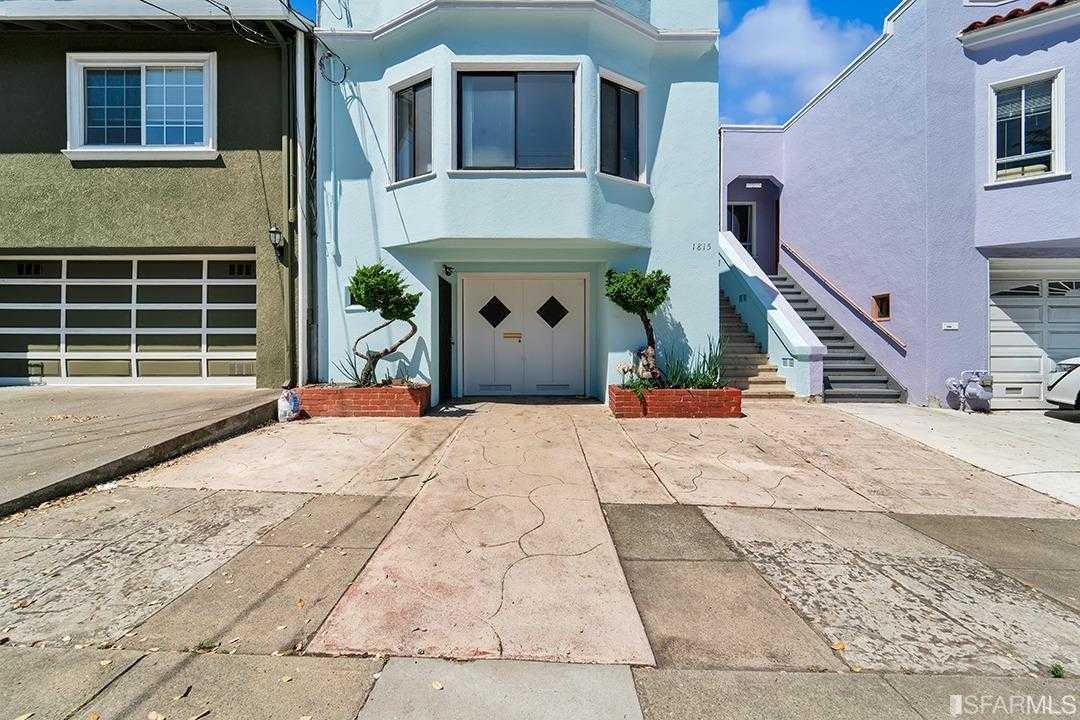 $999,000 - 2Br/1Ba -  for Sale in San Francisco