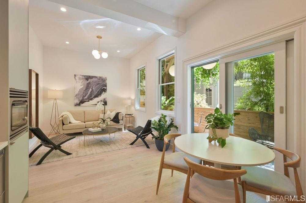 $1,865,000 - 3Br/3Ba -  for Sale in San Francisco