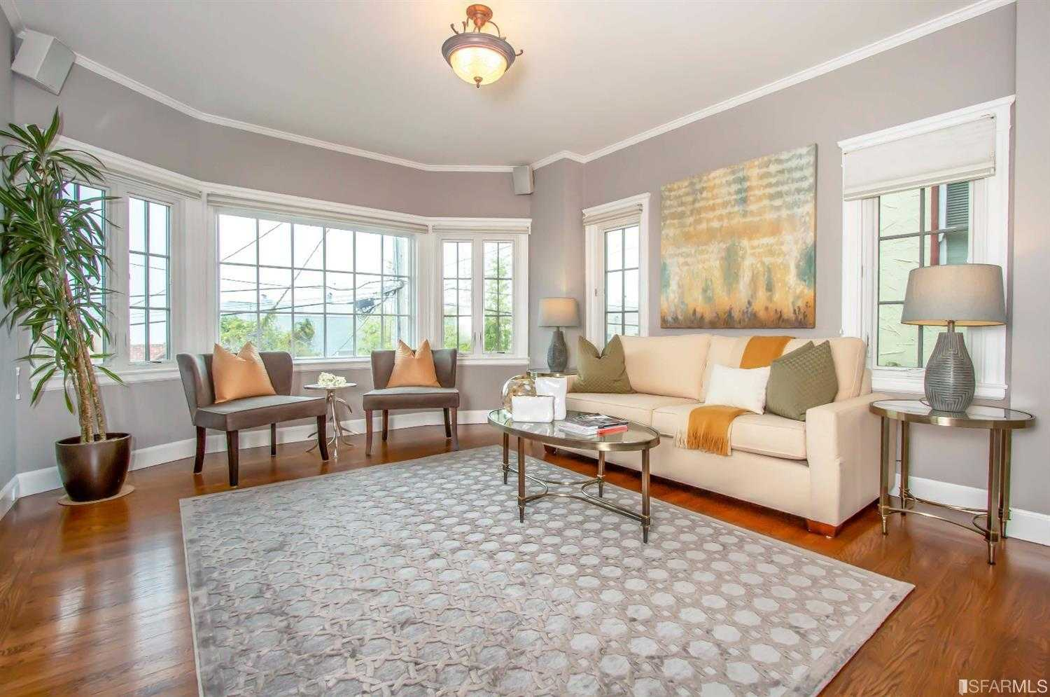 $2,399,000 - 4Br/3Ba -  for Sale in San Francisco