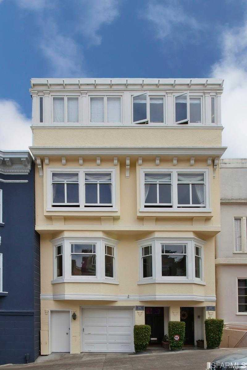 $2,750,000 - 3Br/2Ba -  for Sale in San Francisco