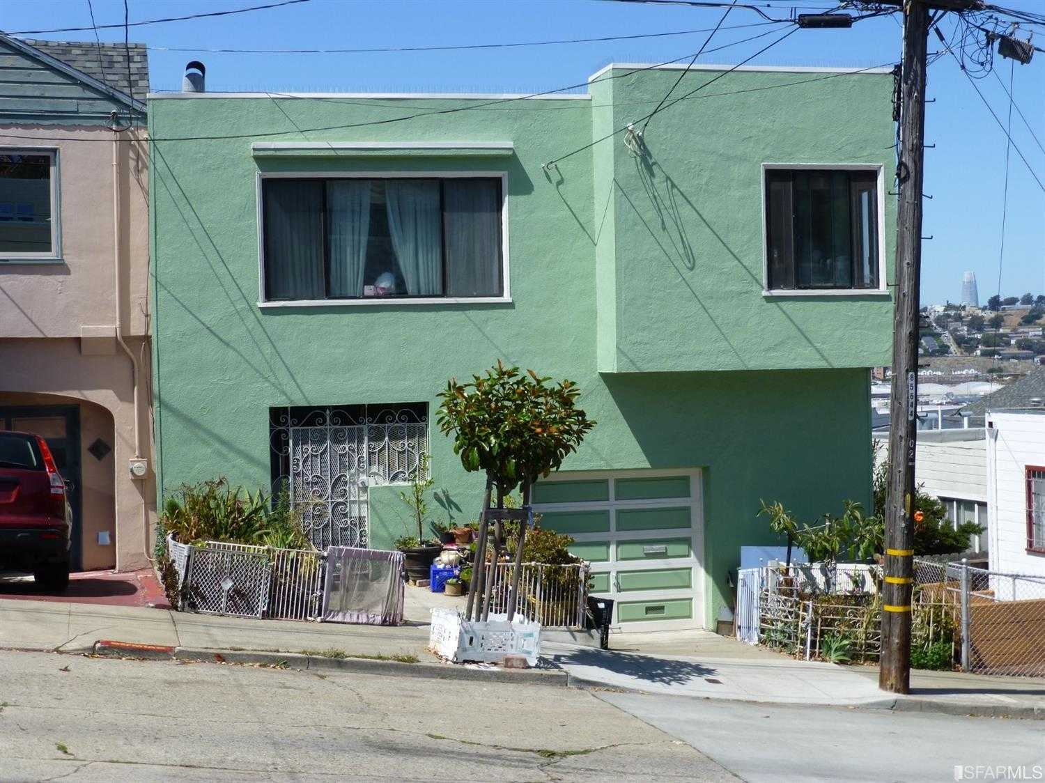 $1,280,000 - 2Br/1Ba -  for Sale in San Francisco