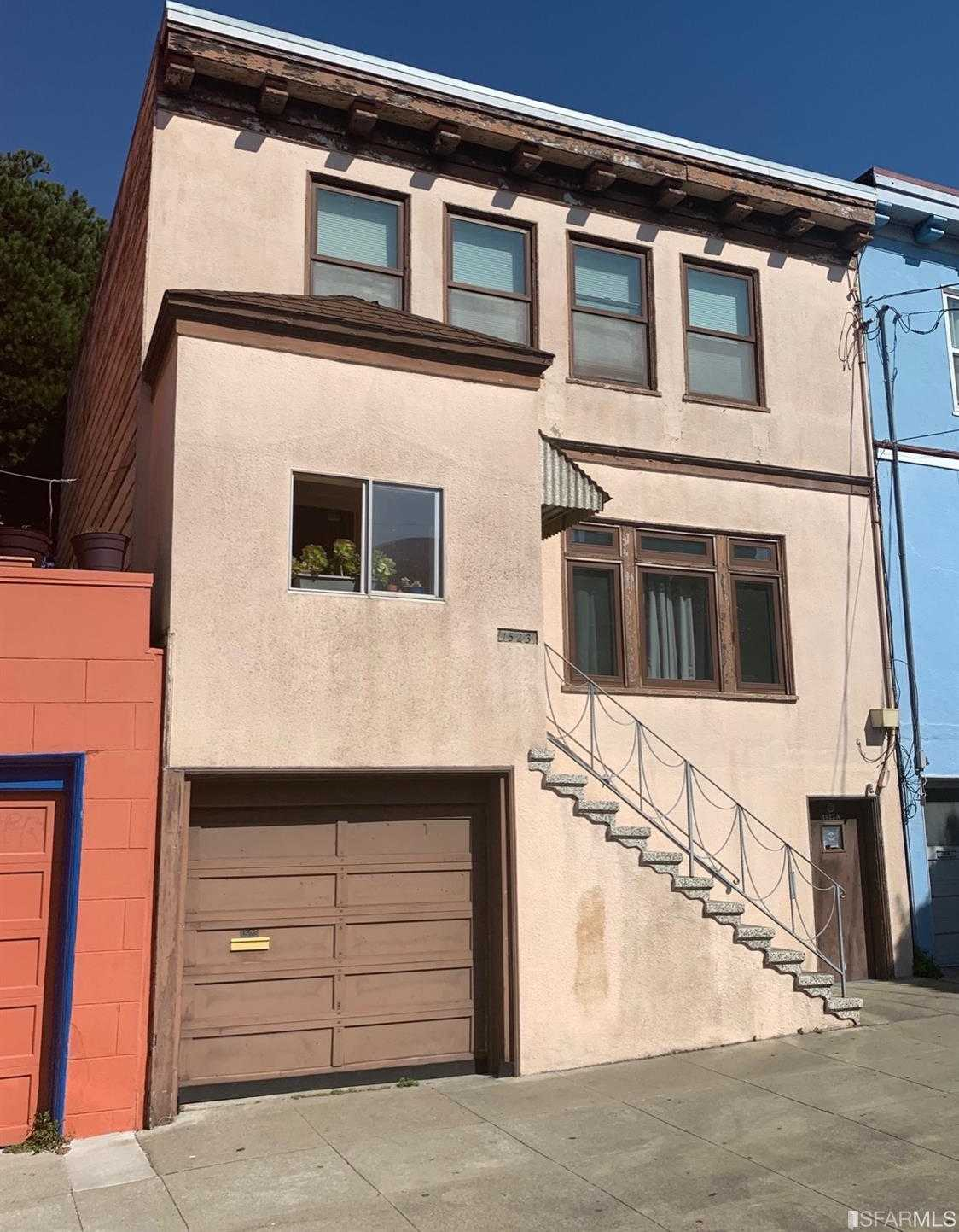 $1,249,000 - 3Br/2Ba -  for Sale in San Francisco