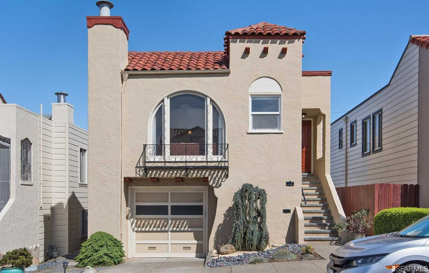 $1,288,000 - 3Br/2Ba -  for Sale in San Francisco