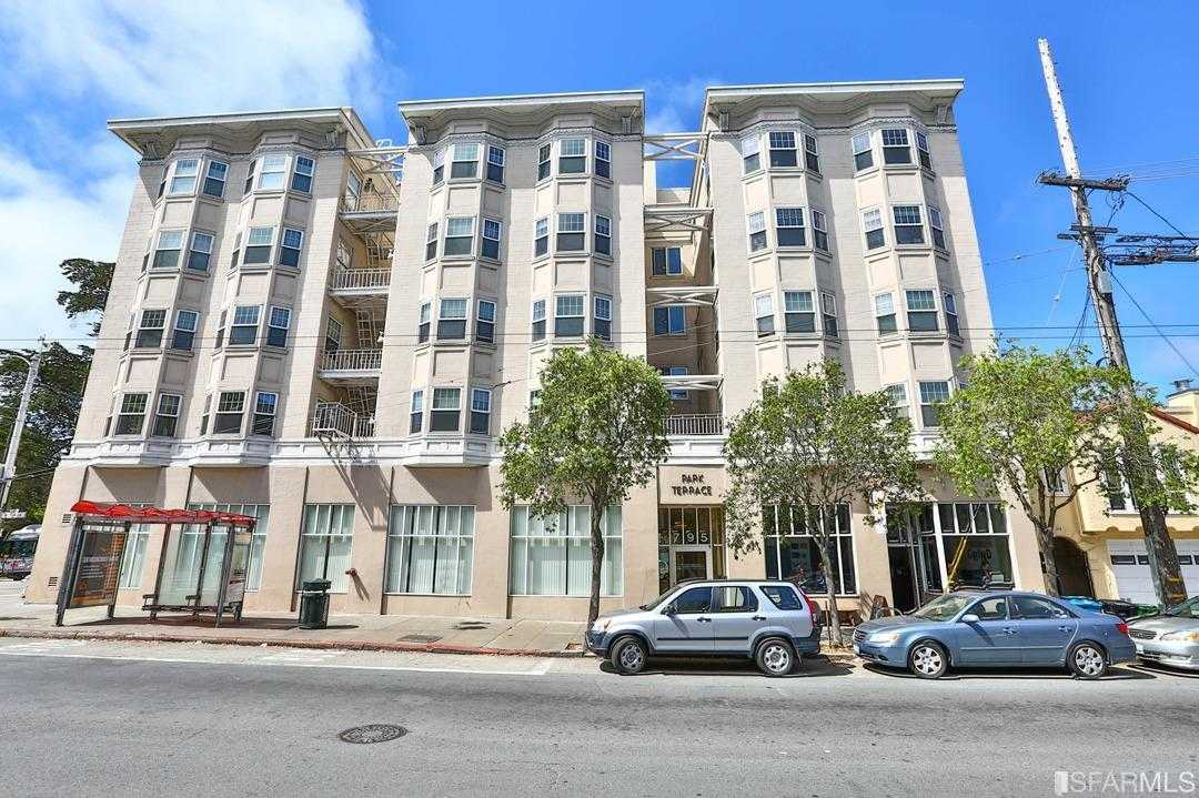 795 8th Ave Apt 201 San Francisco, CA 94118