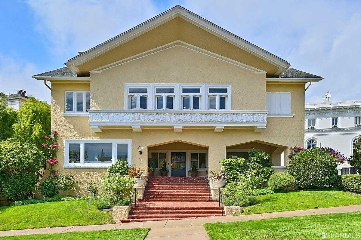 $8,995,000 - 6Br/6Ba -  for Sale in San Francisco