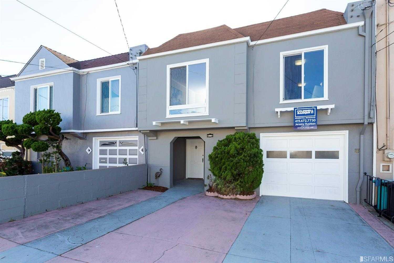 $1,095,000 - 3Br/2Ba -  for Sale in San Francisco