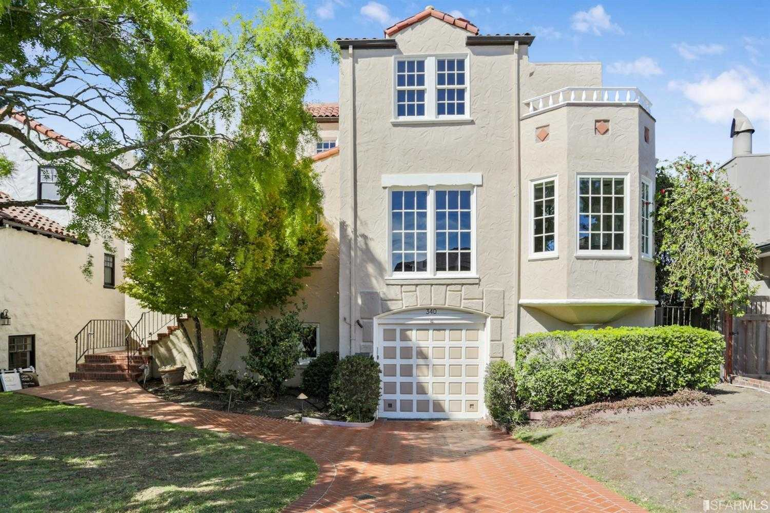 340 Brentwood Ave San Francisco, CA 94127