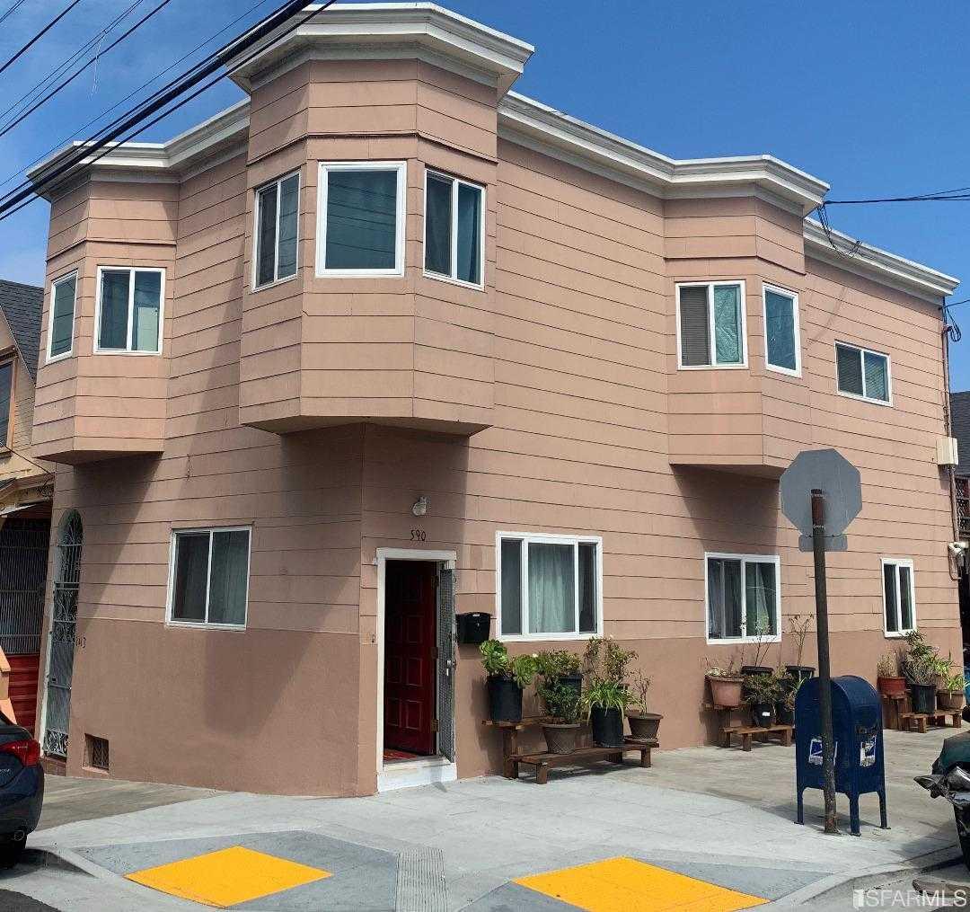 $950,000 - Br/Ba -  for Sale in San Francisco
