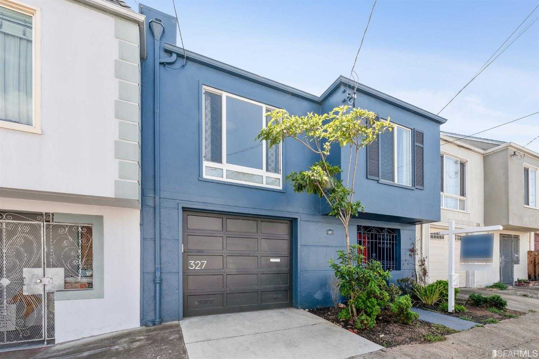 327 Ordway Street San Francisco, CA 94134