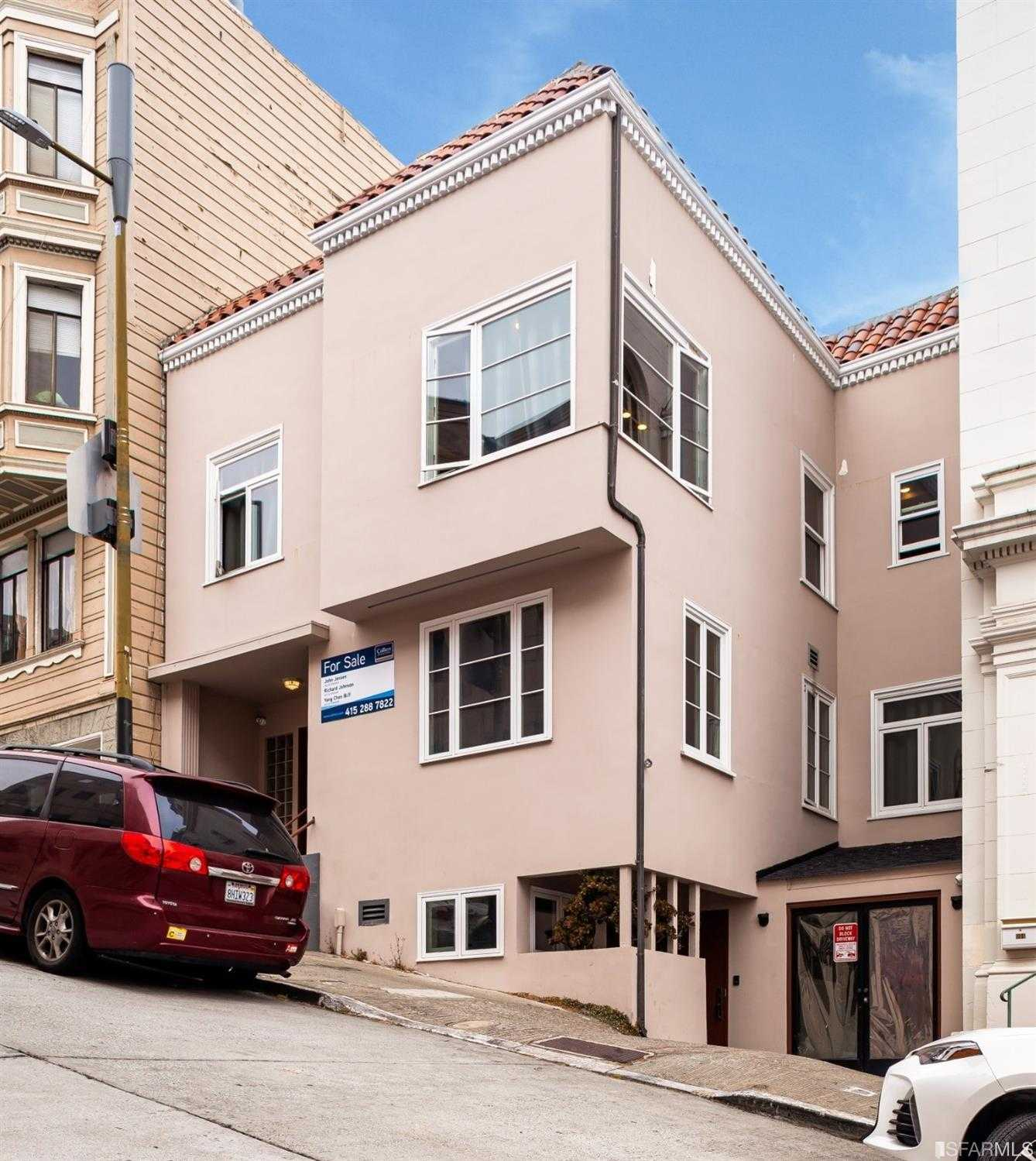 $5,500,000 - 9Br/7Ba -  for Sale in San Francisco
