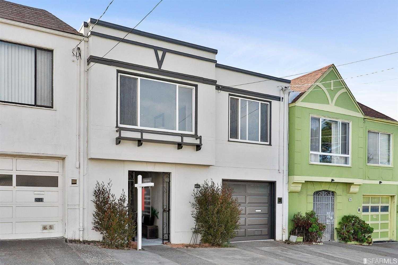 2111 40th Avenue San Francisco, CA 94116